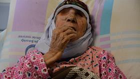 87 yaşındaki teyzemiz kolon kanserini yendi