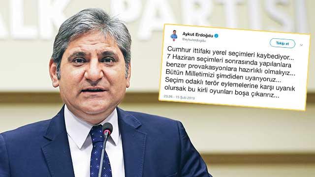 PKK'yı aklama çabası