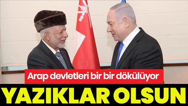 Umman: İsrail'i bir Orta Doğu ülkesi olarak kabul ediyoruz