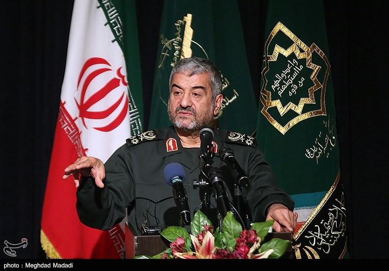 İran komutanı Caferi, Suudi Arabistan ve BAE'den intikam almak için Ruhani'den izin istedi
