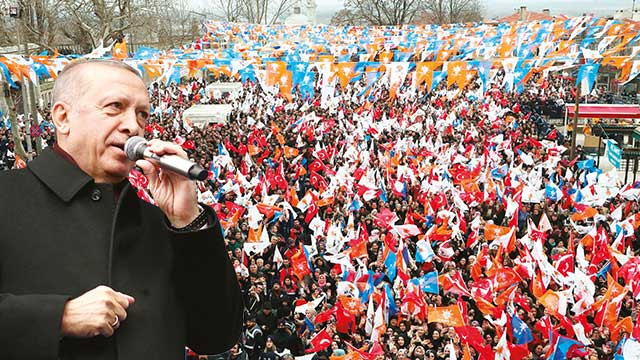 'Kılıçdaroğlu sadece yalan söylüyor'