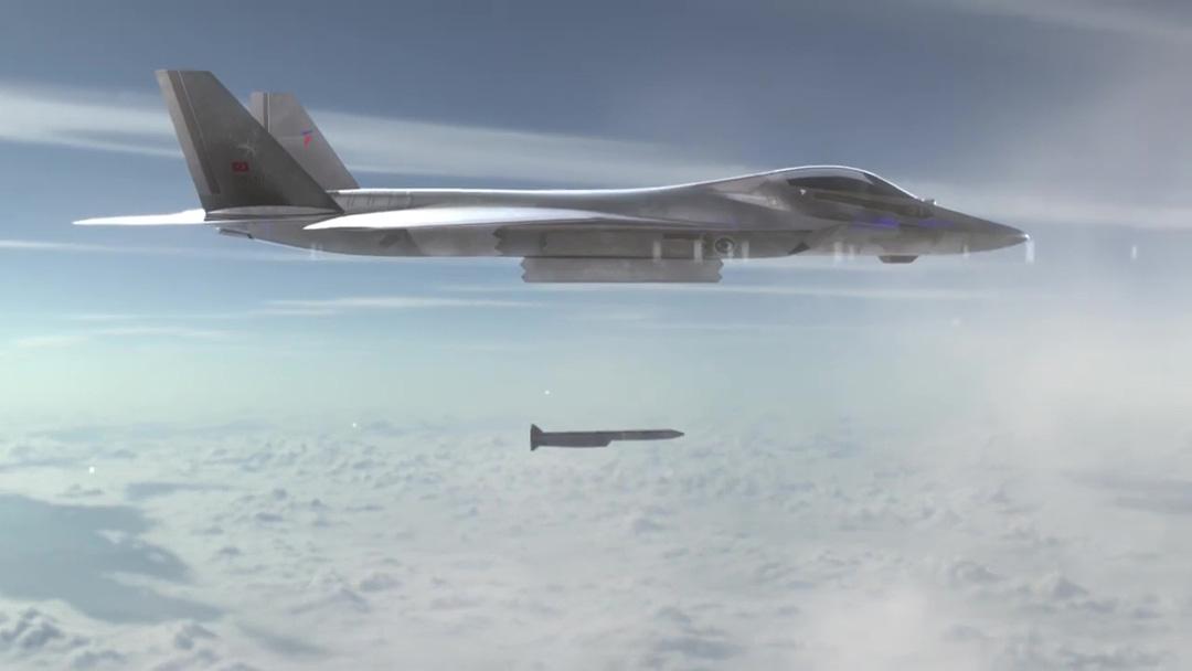 İşte milli muharip uçak