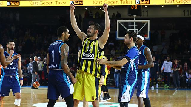 Fenerbahçe Beko, Türkiye Kupası'nda finale yükseldi