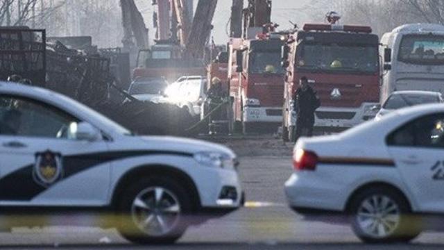Çin'de kağıt fabrikasında 7 ölü