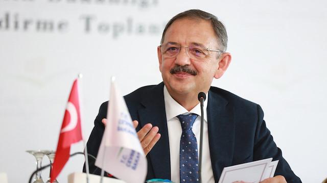 Mehmet Özhaseki: Öyle güzelleştiririz ki Ankara'ya deniz gelmiş gibi olur