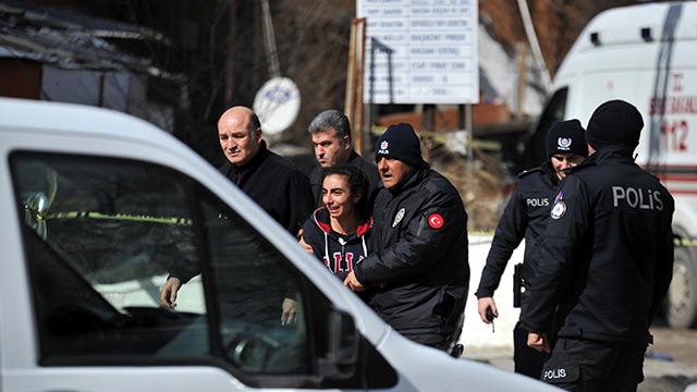 Ankara'da eşini av tüfeğiyle öldüren kişi intihar etti