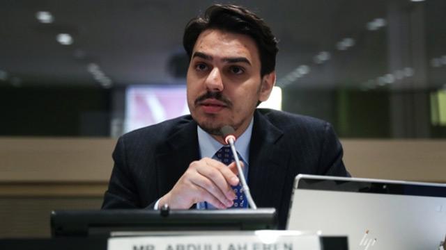 Abdullah Eren: Yurt dışında yaşayan Türkler daha etkili olmalı
