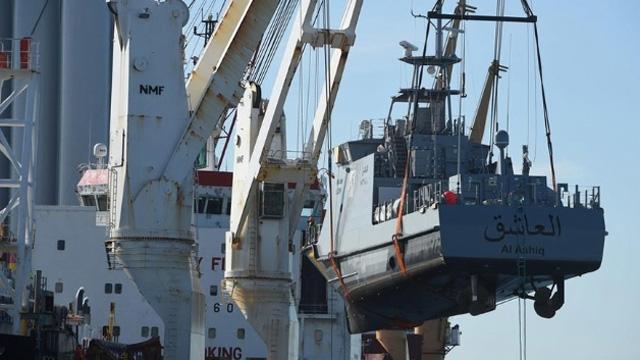 S.Arabistan deniz savunması alanında Fransa ile ön anlaşma imzaladı