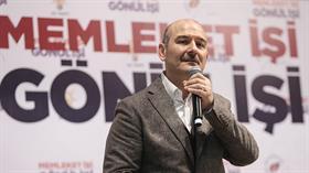 İçişleri Bakanı Süleyman Soylu'dan HDP Eşbaşkanı'na: Suratında meymenet yok