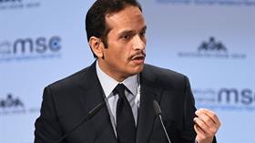 Katar'ın Dışişleri Bakanı terör devleti İsrail'in sorununu açıkladı: Filistin