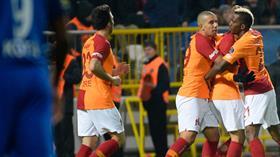 Galatasaray deplasmanda Kasımpaşa'yı 4-1 mağlup etti
