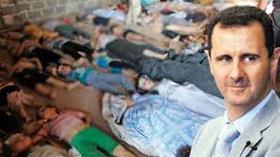 Katil Esed rejiminin, Suriye'de 300'den fazla kimyasal saldırı düzenlediği ortaya çıktı