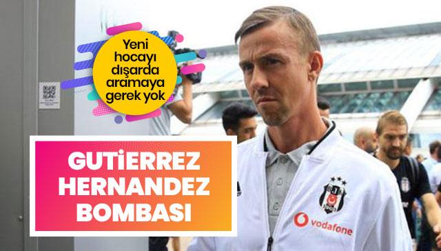 Beşiktaş'ın yeni hocası Guti oluyor