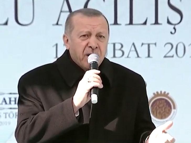 Başkan Erdoğan: Bunlar 4'lü çete