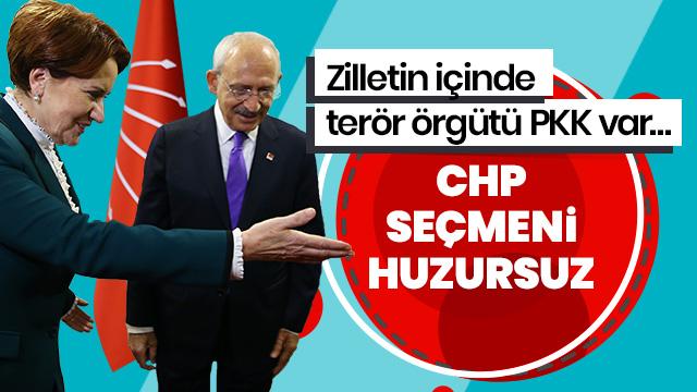 Bakan Çavuşoğlu zillet ittifakı açıklaması: Kurdukları ittifakın içerisinde terör örgütü PKK var