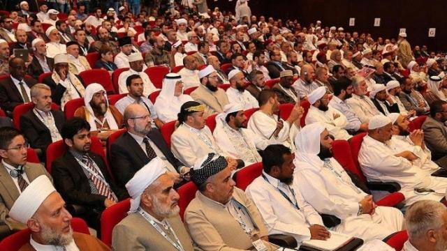 Dünya Müslüman Alimler Birliği'nden Arap ülkelerinin katil İsrail ile görüşmesine tepki