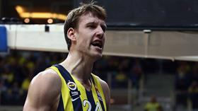 Fenerbahçe Beko, Jan Vesely ile 3 yıllık sözleşme uzattığını duyurdu
