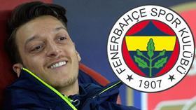 Fenerbahçe'nin Mesut Özil hayalı gerçek oluyor