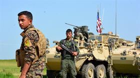 ABD'li komutandan müttefiki terör örgütü PKK/SDG'ye tehdit: Yardımları keseriz