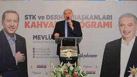 """AK Parti Büyükçekmece Belediye Başkan adayı Mevlüt Uysal: """"İstişare ile karar alacağız"""""""