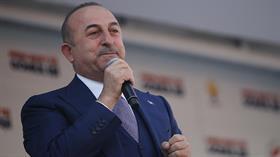 Bakan Çavuşoğlu: Vatanını seven CHP'li, zillet ittifakına oy vermez