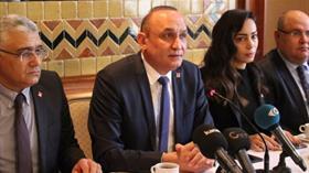 CHP Gaziantep il yönetimi istifa etti