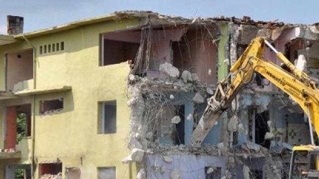 Samsun'da 5 yılda bin 577 bina riskli bulundu