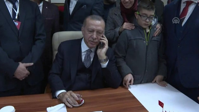 Başkan Erdoğan asker eşinin ricasını geri çevirmedi