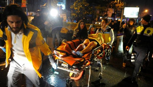 39 kişinin hayatını kaybettiği Ortaköy'deki terör saldırısında 19 sanık tahliye edildi