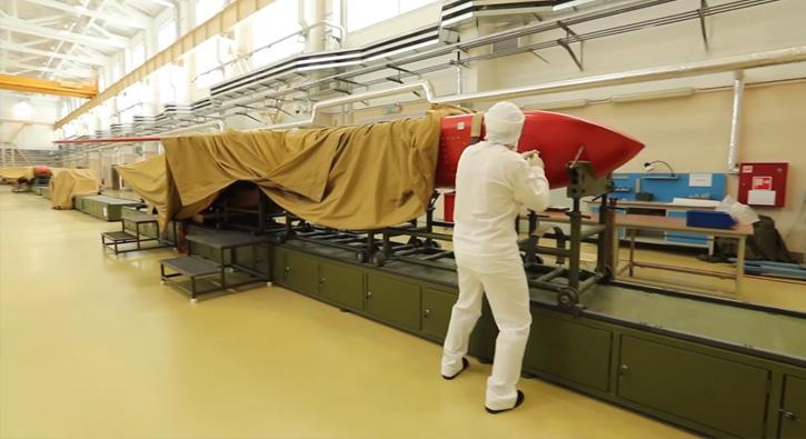 Sınırsız menzilli, nükleer enerjili seyir füzesi test edildi