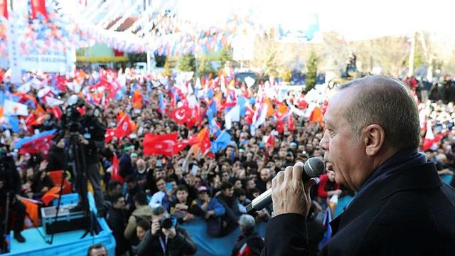 Başkan Erdoğan Isparta'da önemli açıklamalar yaptı