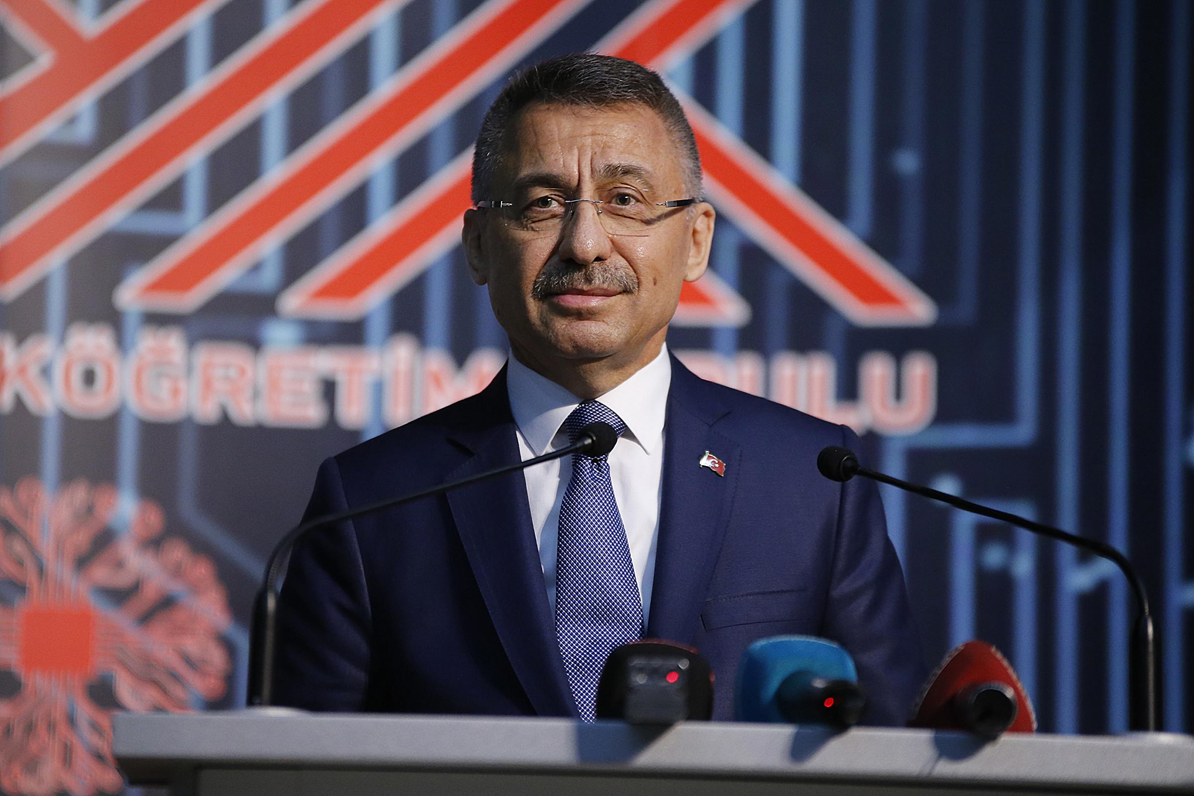 Cumhurbaşkanı Yardımcısı Oktay: Tüm abonelik işlemleri e-Devlet üzerinden yapılabilecek