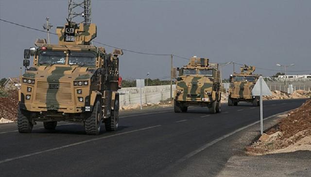 Suriye sınırına komandolar gönderildi