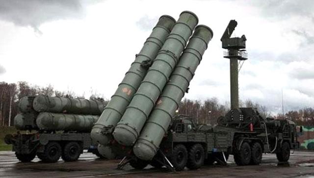 Rusya'nın Çin'e sattığı S-400'ler fırtınada zarar gördü