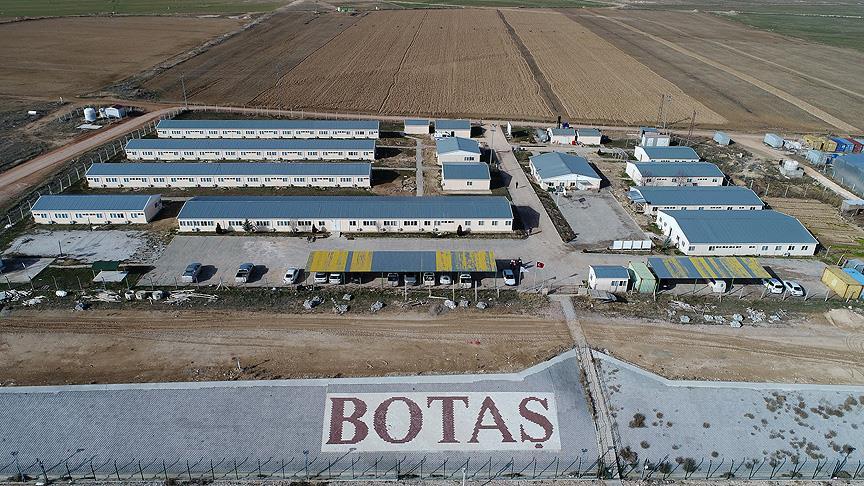 BOTAŞ'ın 2019'da en büyük yatırımı Tuz Gölü'ne yapacak