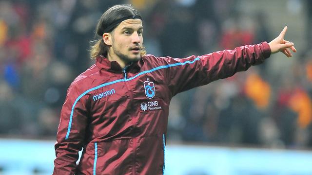 Trabzonspor'da 5 genç futbolcu tekrar altyapıya gönderildi