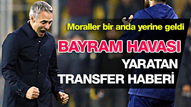 Fenerbahçeli taraftarlara müthiş haber