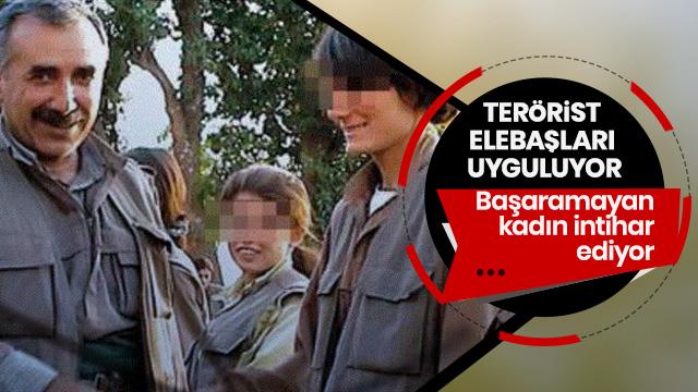 Terör örgütü tecavüz ettikleri kadın teröristleri infaz ediyor