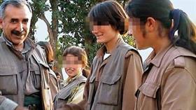 Terör örgütü PKK'nın gözü dönmüş sözde yöneticileri, kadın teröristleri ölüme itiyor