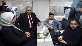 AK Parti İstanbul Büyükşehir Belediye Başkan Adayı Yıldırım: İstanbul'da da güzel işler yapacağıma inanıyorum
