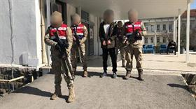 """Irak'ta bomba eğitimi alan """"Agit Irmak"""" kod adlı PKK'lı terörist  intihar saldırısı yapamadan yakalandı"""