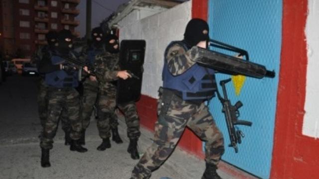 Samsun'da uyuşturucu operasyonu: 4 gözaltı