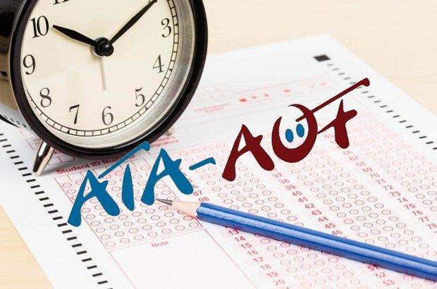 ATA AÖF bütünleme sınavı ne zaman? 2019 ATA AÖF bütünleme sınavı giriş belgesi sorgula!