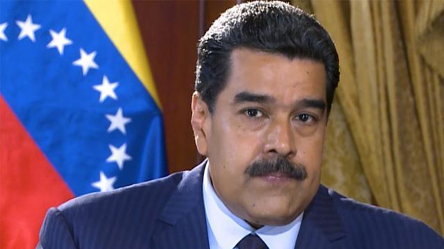 """Maduro'dan """"iletişim"""" çağrısı: Yerli ve milli iletişim ağı kurmalıyız"""
