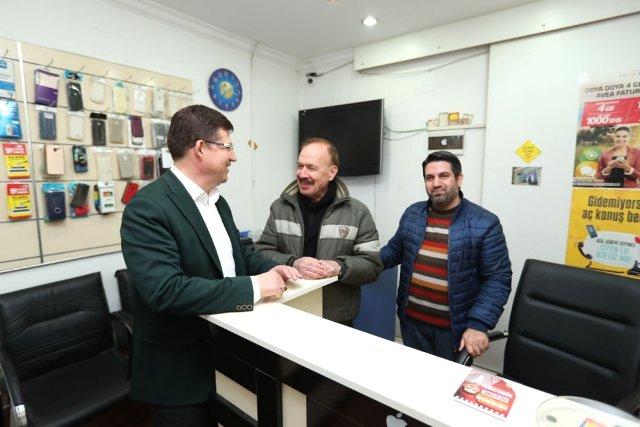Başkan Subaşıoğlu'na CHP'li aileden destek: CHP'liyim ama size oy vereceğim