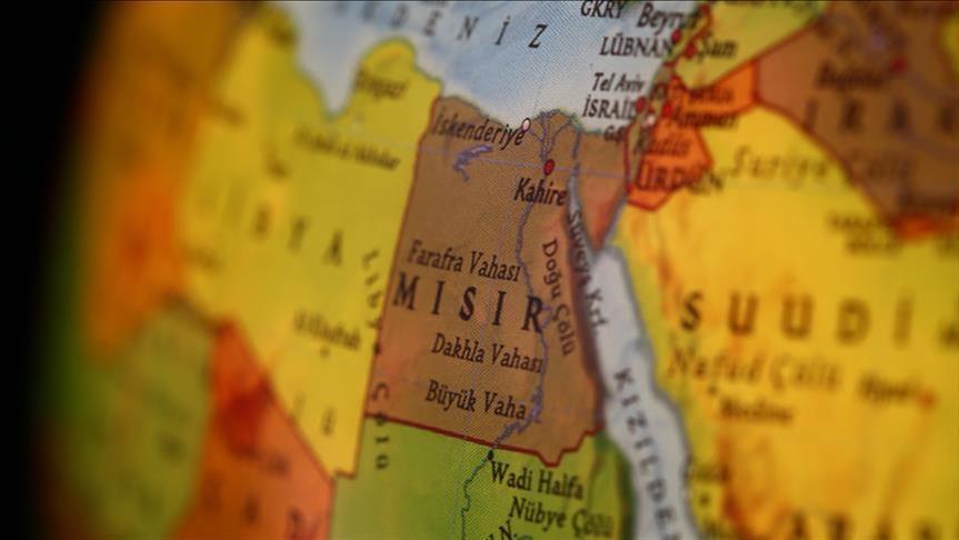 Mısır'da intihar saldırısında iki güvenlik görevlisi hayatını kaybetti, ikisi yaralandı