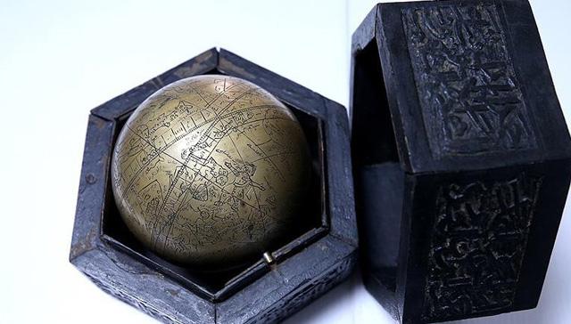 Osmanlı dönemine ait 'kehanet gökküresi' ele geçirildi