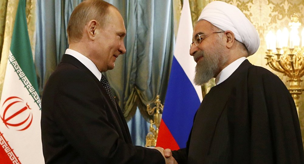 İranlı reformist vekil Ali Rıza Mahcub: Rusya, gerçekten de İran'ı Suriye'den silmeyi istiyor olabilir