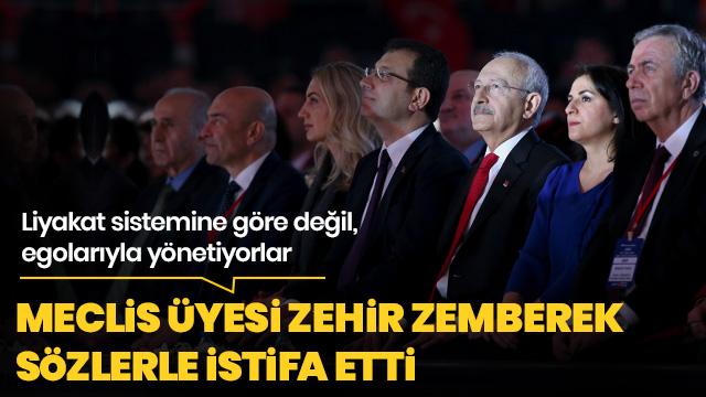 """""""Kılıçdaroğlu'na kızdık ayrıldık. CHP aşure kazanı gibi kaynıyor'"""""""