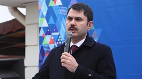 Çevre ve Şehircilik Bakanı Kurum: İzmir Bayraklı'ya şu an ekip yolluyoruz